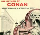 The Return of Conan