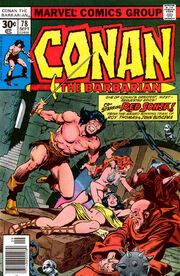 Conan the Barbarian Vol 1 78