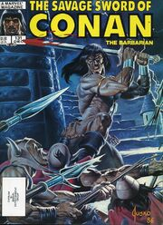 Savage Sword of Conan Vol 1 131