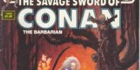 Savage Sword of Conan 91