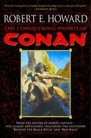 The Conquering Sword of Conan (Del Rey)