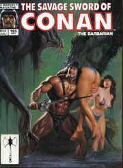 Savage Sword of Conan Vol 1 165