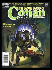 Savage Sword of Conan Vol 1 214