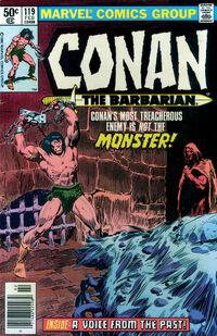 Conan the Barbarian Vol 1 119