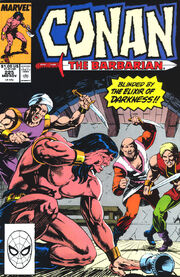 Conan the Barbarian Vol 1 225