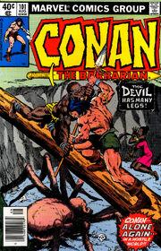 Conan the Barbarian Vol 1 101