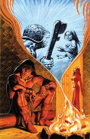 Conan the Cimmerian -14 Joseph Michael Linsner