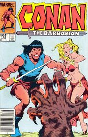 Conan the Barbarian Vol 1 161
