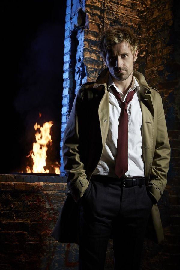 Image result for constantine tv show