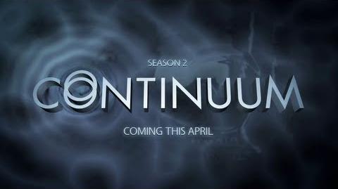 Continuum Season 2 Teaser