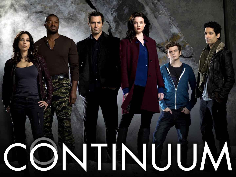 Continuum (TV Series 2012–2015) - IMDb
