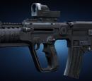 Штурмовая винтовка IWI X95-R / Галерея камуфляжей