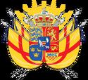 Coat of Arms of Kalmar Union Mid