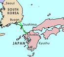 Japan-Korea Undersea Tunnel