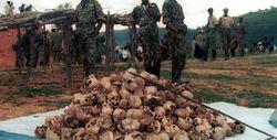 Zambir Genocide Bones