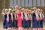 Manchu women