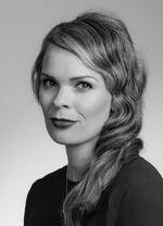 Eydis Stefanic official portrait (Bjort Olafssdottir)