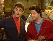 Kevin webster and mark casey