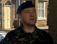 Sergeant Major Partridge