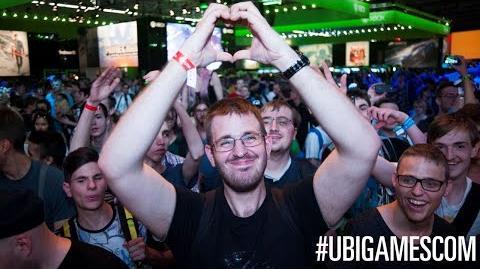 Ubisoft Gamescom 2016