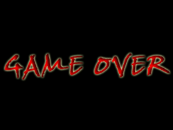 Game Over Screen (If)