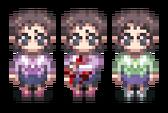 Yui's Sprites