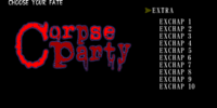 Corpse Party (PSP, iOS)/Extra Chapters