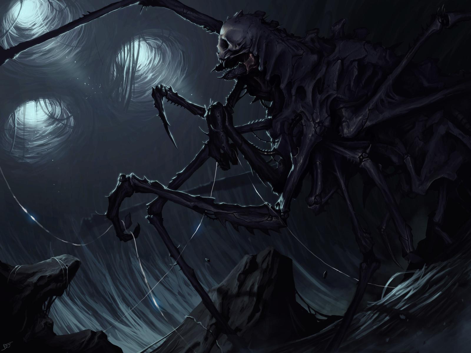 Atlach Nacha   Cosmic Horror RP Wiki   FANDOM powered by Wikia