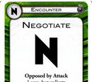 Negotiate card