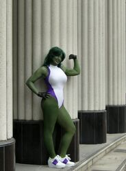 BelleChere - She-Hulk