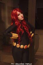 Melody Rose - Black Widow