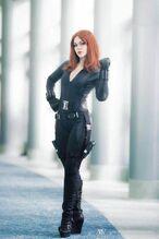 Genevieve Marie-Black Widow