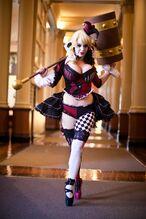 Lisa Lou Who - Harley Quinn