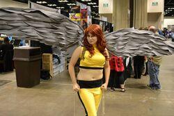 SuperKayce-Hawkgirl