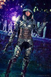 Monika Lee - Demon Hunter