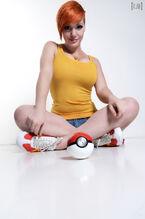 Lisa Lou Who - Misty - Pokemon