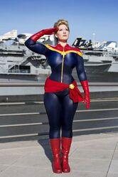 BelleChere - Captain Marvel