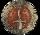 Монета учасника операції «Браво»