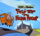 Field Trip to Folsom Prison