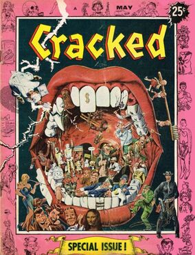Cracked No 2