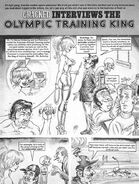 Cracked Interviews the Olympic Training King