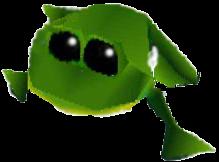 Crash 3 Frog
