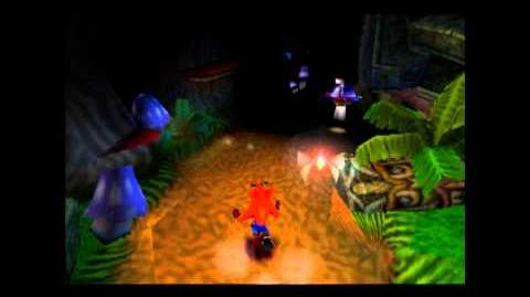 Night Flight - Both Clear Gems - Crash Bandicoot 2 Cortex Strikes Back - 100% Playthrough (Part 30)