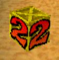 Time crate warped