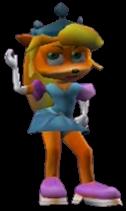 Image Crash Tag Team Racing Princess Coco Bandicoot Png