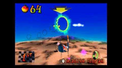 Rings of Power - Platinum Relic - Crash Bandicoot 3 Warped - 105% Playthrough (Part 62)