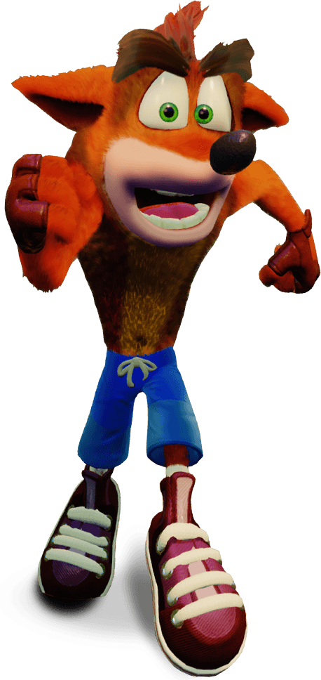 Crash Bandicoot Character Bandipedia Fandom Powered By Wikia