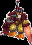 Crash of the Titans Yuktopus