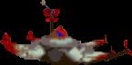 Crash Bandicoot The Huge Adventure Sparky Tentaclebot Unit