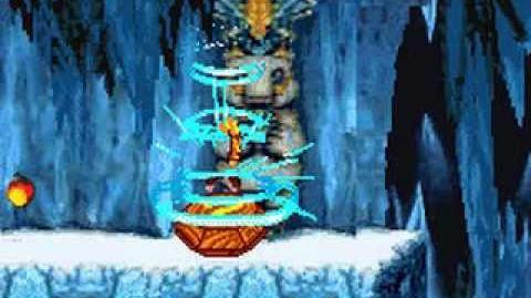 Crash Bandicoot XS 101% & All Platinums Part 4 (Frostbite Cavern)-1
